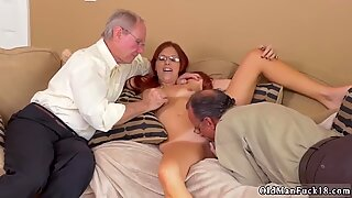 Big tits older guy xxx Frannkie And The Gang Take a Trip Down Under