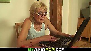 Kurus yang sangat lama di ibu mertua