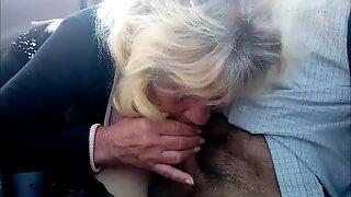 Granny suck cock e7