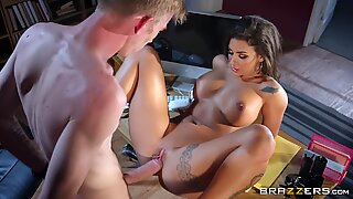 Susi is a sexy tattooed slut that loves big dicksReport this video