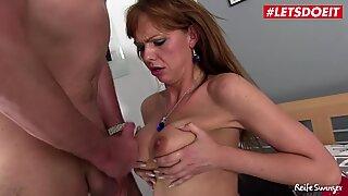 LETSDOEIT - German Slim MILF Loves Hardcore Pussy Fucking