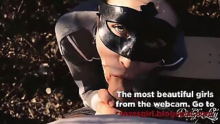 MYSTERIOUS MASKED GIRL GAVE ME A BLOWJOB IN PARK IN BUSHES ORAL CREMPIE - sexssgirl.blogspot.com