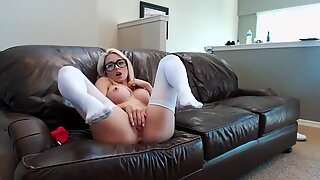 Delightful Catherina20 From Filthy4u.com Demonstrating the Goods on Cam