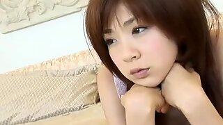 Girl - dream naked in bed basking in the morning.