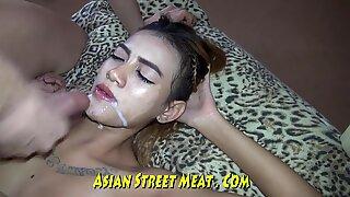 Skank Asian Wenchith Wobbly Tits