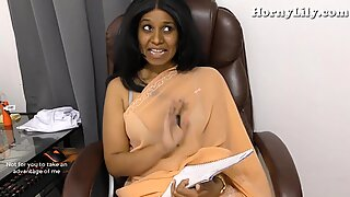 Indian schoolteacher entices young boy point of view roleplay in Hindi