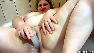 Milk in muff mature milf mamas with large breasts