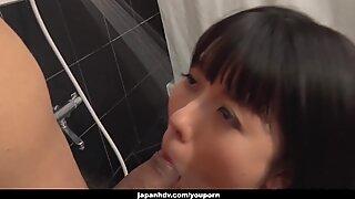 Japanese gal, Mai Araki got a rear fuck, uncensored