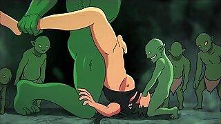 Goblin Cave - By Sana ( Gay,Yaoi )