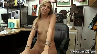 Big tit mature blonde and neighbor xxx Selling it all, even that ass!