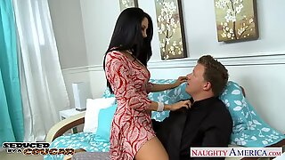 Goddess Ava Addams looks so good getting fuck hard