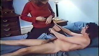 German step mom in vintage hardcore