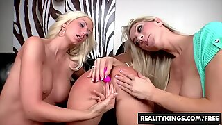 RealityKings - We Live Together - Alyssa Reece, Jazy Berlin , Sammie Rhodesm - Back Door Bambi