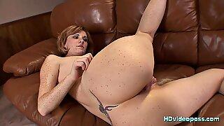 Julia craves a big black cock inside her