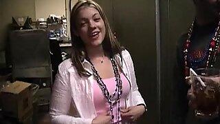 Hot Homemade Mardi Gras Video from Nebraska