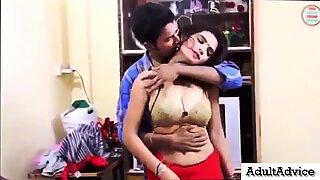 Bra Seller Sex With Desi Indian Bhabhi -
