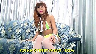 Clandestine Scientific Asian Service Slut