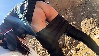 Asian hooker in leather pants gets fucked-Watch more on hotsexmedia.com