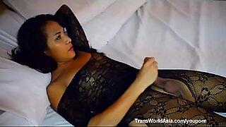 Asian Pamela strokin
