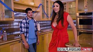DigitalPlayground - My girlfriends steamy mommy - Missy Martinez