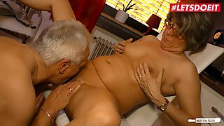 LETSDOEIT - Cheating Mature German Wife Fucked Hard While Home Alone